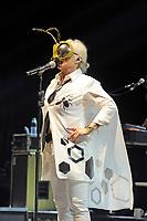 NOV 17 Blondie performing at Brixton Academy