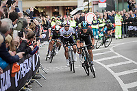 Michal Kwiatkowski (POL/SKY) turning up the Cauberg<br /> <br /> 52nd Amstel Gold Race (1.UWT)<br /> 1 Day Race: Maastricht &rsaquo; Berg en Terblijt (264km)