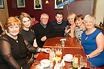 21st Birthday : Jordan Power, Ballybunion & Newcastlewest, celebrating his 21st birthday with family at McMunn Bar & Restaurant, Ballybunion on Saturday night last. L-R: Anna Brouder, Clare, Donie & Jordan  Power, Sandra Browne & Georgina & Alice Power.