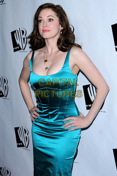22 July 2005 - Los Angeles, California - Rose McGowan. WB 2005 Summer All Star Celebration held at The Cabana Club. Photo Credit: Jacqui Wong/AdMedia