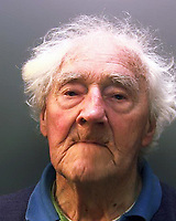 "Pictured: Custody picture of IvorGifford, 92<br /> Re: 92 year old Ivor Gifford has been given an 18-month jail sentence for grooming what he believed were 11 and 12 year old girls online.<br /> Gifford, from Abertillery, Blaenau Gwent, was found guilty of sending sexual messages to fake profiles set up by a paedophile hunting group.<br /> The group, known as 'The Hunted One', later confronted Gifford and passed chat logs and evidence to the police.<br /> Judge Daniel Williams told Gifford he represented ""a high risk"" to children.<br /> Newport Crown Court heard two profiles 'Jessie' and 'Jodie' were set up by the group, which Gifford then contacted via an internet chatroom<br /> The jury heard he was 'persistent' in his attempts to send messages and comments of a sexual nature, despite repeatedly being told he was speaking to 11 and 12 year old girls.<br /> Over 100 pages of chat logs were handed to Gwent Police by the group behind the sting, in which Gifford referred to sexual acts and sent images of himself naked."