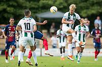 HAREN - Voetbal, FC Groningen - SM Caen, voorbereiding seizoen 2018-2019, 04-08-2018,FC Groningen speler Tom van Weert