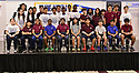PEMBROKE PINES, FLORIDA - JANUARY 23: Math Clubs yearbook pictures at Pembroke Pines Charter School -Central Campus on January 23, 2020 in Pembroke Pines, Florida. ( Photo by Johnny Louis / jlnphotography.com )
