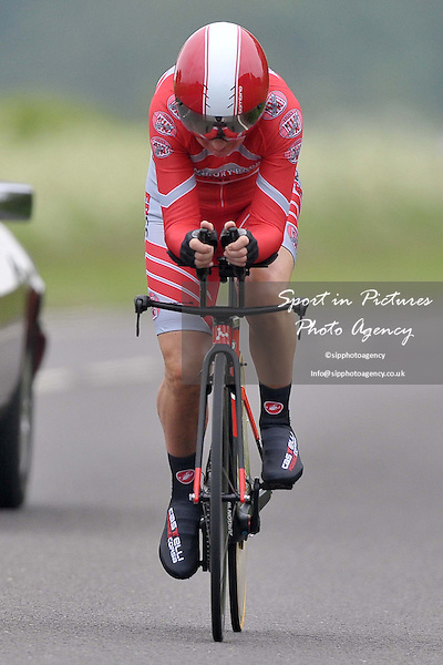 Victoria CC 10.2 mile time trial. Race 1. Ugley. Essex. 23/05/2015. MANDATORY Credit Garry Bowden/Sportinpictures - NO UNAUTHORISED USE - 07837 394578