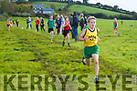 At the Juvenile cross country in Currow on Sunday