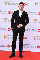 Asa Butterfield<br /> arriving for the BAFTA TV Awards 2019 at the Royal Festival Hall, London<br /> <br /> ©Ash Knotek  D3501  12/05/2019