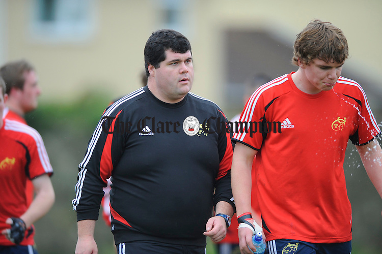 Kevin Keane, Munster Youths Conditioning coach