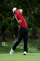 STANFORD, CA - APRIL 13:  Sihwan Kim of the Stanford Cardinal during the U.S. Intercollegiate on April 13, 2010 at the Stanford Golf Course in Stanford, California.