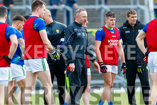 Kerry Selector Tommy Griffin before the Allianz Football League Division 1 Round 4 match between Kerry and Meath at Fitzgerald Stadium in Killarney, on Sunday.