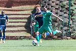 11.01.2019, Bidvest Stadion, Braampark, Johannesburg, RSA, FSP, SV Werder Bremen (GER) vs Bidvest Wits FC (ZA)<br /> <br /> im Bild / picture shows <br /> Simon Stuart Murray (Bidvest Wits FC #09) im Duell / im Zweikampf mit Nuri Sahin (Werder Bremen #17), <br /> <br /> Foto © nordphoto / Ewert