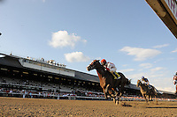 Currency Swap captures The Amsterdam at Saratoga Race Course, New York, 7/29/2012 with Rajiv Maragh up