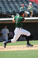 Syracuse Chiefs Rob Hudson during a game vs. the Charlotte Knights at Knights Stadium in Fort Mill, South Carolina June 13, 2010.  Syracuse defeated Charlotte by the score of 3-2.  Photo By Tony Farlow/Four Seam Images