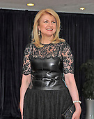 Arianna Huffington arrives for the 2013 White House Correspondents Association Annual Dinner at the Washington Hilton Hotel on Saturday, April 27, 2013..Credit: Ron Sachs / CNP.(RESTRICTION: NO New York or New Jersey Newspapers or newspapers within a 75 mile radius of New York City)