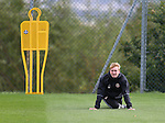 Adam Prestridge fitness coach during the Sheffield Utd training session at the Shirecliffe Training Complex , Sheffield. Picture date: September 29th, 2016. Pic Simon Bellis/Sportimage