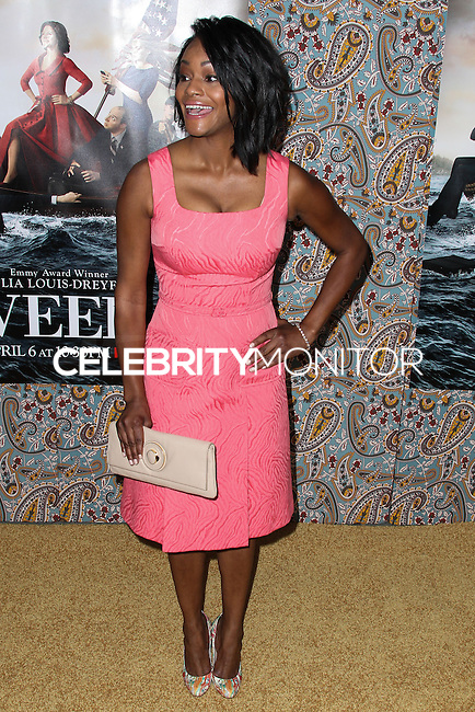 """HOLLYWOOD, LOS ANGELES, CA, USA - MARCH 24: Sufe Bradshaw at the Los Angeles Premiere Of HBO's """"Veep"""" 3rd Season held at Paramount Studios on March 24, 2014 in Hollywood, Los Angeles, California, United States. (Photo by Xavier Collin/Celebrity Monitor)"""