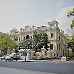 Asiatic Petroleum Company Offices (1906), 1-3 Fourth Street, Shamian (Shameen) Island, Guangzhou (Canton).