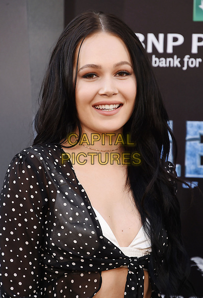 HOLLYWOOD, CA - JULY 17:  Actress Kelli Berglund arrives at the Premiere Of EuropaCorp And STX Entertainment's 'Valerian And The City Of A Thousand Planets' at TCL Chinese Theatre on July 17, 2017 in Hollywood, California.<br /> CAP/ROT/TM<br /> &copy;TM/ROT/Capital Pictures