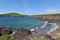 Beenbawn Strand in Dingle, County Kerry.<br /> Picture by Don MacMonagle