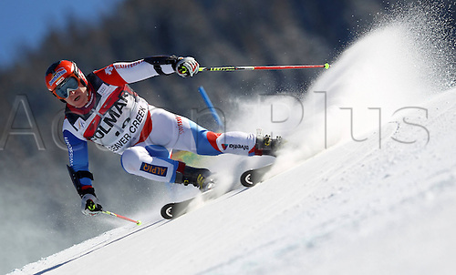 06.12.2011. Beaver Creek, USA. Ski Alpine FIS World Cup Giant slalom the men Picture shows Didier Cuche SUI