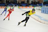 SCHAATSEN: HEERENVEEN: 06-01-2018, IJsstadion Thialf, Marathonschaatsen, Sven Kramer, ©foto Martin de Jong