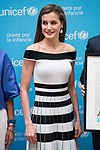 Queen Letizia attends to UNICEF Awards 2017 in Madrid, June 13, 2017. Spain.<br /> (ALTERPHOTOS/BorjaB.Hojas)