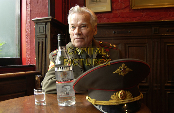 Launching Kalashnikov Vodka | CAPITAL PICTURES