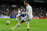 Real Madrid´s Cristiano Ronaldo during 2014-15 La Liga match between Real Madrid and Levante UD at Santiago Bernabeu stadium in Madrid, Spain. March 15, 2015. (ALTERPHOTOS/Luis Fernandez)