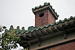 One of three different styles of chimney.