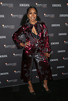 LOS ANGELES, CA - NOVEMBER 4: Angela Bassett at the 10th Hamilton Behind the Camera Awards at Exchange LA in Los Angeles, California on November 4, 2018. <br /> CAP/MPI/FS<br /> &copy;FS/MPI/Capital Pictures