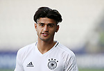 Germany's Mahmoud Dahoud in action during training at the Stadion Cracovia in Krakow. Picture date 29th June 2017. Picture credit should read: David Klein/Sportimage