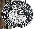 Shopping, Children in Paradise Bookstore, Chicago, Illinois