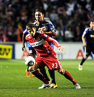 Chicago Fire vs San Jose Earthquakes April 10 2010