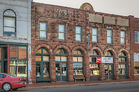 The Lincoln County Historical Society Museum of Pioneer History is located in the historic Mascho Building at 719 Manvel or Route 66 in Chandler Oklahoma.