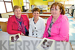 Past pupils Mary Behan, Kathleen O'Connor and Imelda O'Donoghue at  the open day in St Joseph's Secondary School, Abbeyfeale last Sunday which will close it's doors for the last time this Summer before been knocked to make way for a new secondary school.