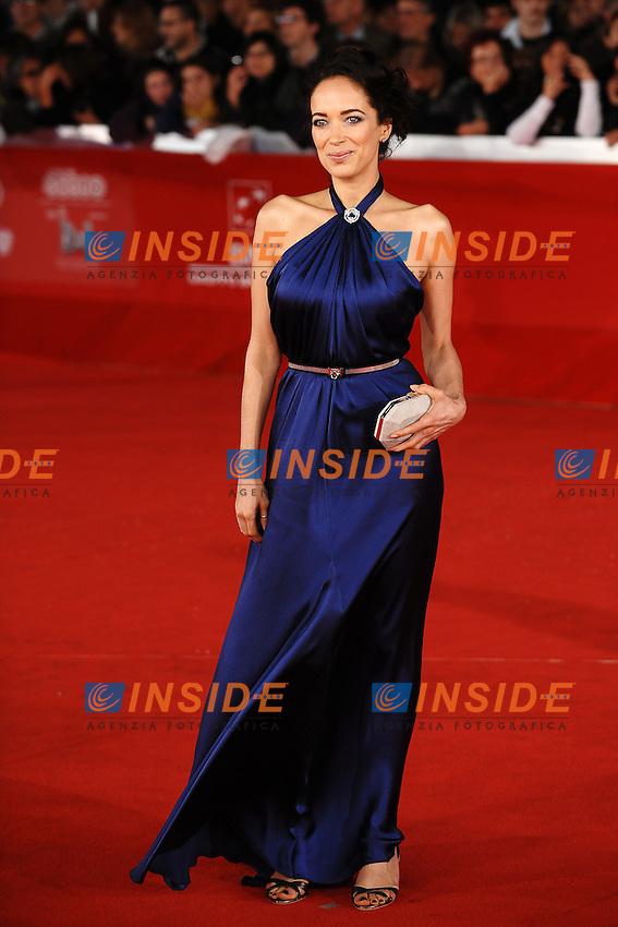 Carmen CHAPLIN.Roma 4/11/2011 Auditorium.Festival Internazionale del Film di Roma.Award ceremony Red Carpet.Foto Andrea Staccioli Insidefoto