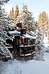 California: Condo lodging Northstar at Lake Tahoe.    Photo copyright Lee Foster.  Photo # cataho100189