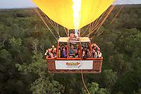 20170227 27 February Hot Air Balloon Cairns