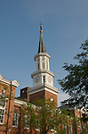 Washington DC; USA: Alexandria's Old Town, historic city hall.Photo copyright Lee Foster Photo # 34-washdc79397