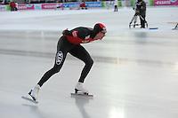 SCHAATSEN: BOEDAPEST: Essent ISU European Championships, 08-01-2012, 10000m Men, Bart Swings BEL, ©foto Martin de Jong