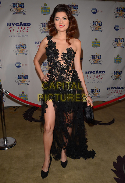 02 March 2014 - Beverly Hills, California - Blanca Blanco.  24th Annual Night of 100 Stars Oscar Viewing Party celebrating the 86th Annual Academy Awards held at the Beverly Hills Hotel.  <br /> CAP/ADM/BT<br /> &copy;Birdie Thompson/AdMedia/Capital Pictures