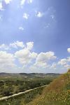 Samaria, a view from Sebastia