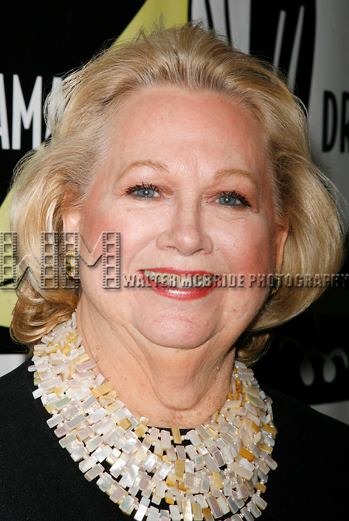 Barbara Cook attending the 51st Annual Drama Desk Awards at FH Laguardia Concert Hall at Lincoln Center in New York City.<br />