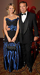 """Gabriella and Daniel Dror at the Children's Museum """"Road to Rio"""" Gala at The Corinthian Friday Oct. 19,2007.  (Dave Rossman/For the Chronicle)"""