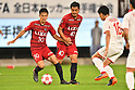 Soccer: 98th Emperor's Cup: Kashima Antlers 6-1 Honda FC