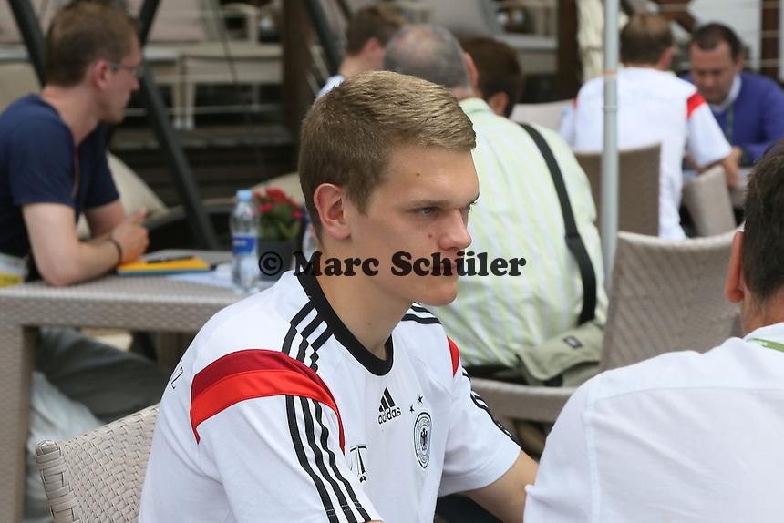 Matthias Ginter - Media Day der Deutschen Nationalmannschaft zur WM-Vorbereitung in St. Martin
