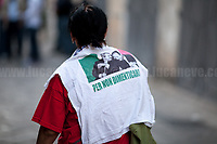&quot;To Not Forget&quot;.<br /> <br /> Palermo (Sicily - Italy), 17/07/2017. March of the Agende Rosse, from &quot;Casa di Paolo&quot; to the Faculty of Law...<br /> <br /> Links:<br /> <br /> Agende Rosse: http://19luglio1992.com &amp; http://bit.ly/2he8hCj<br /> SIAP Sindacato Appartenenti Polizia: http://bit.ly/2wcb6Xn<br /> Casa di Paolo: http://bit.ly/2v9kL3R<br /> ANTIMAFIADuemila: http://bit.ly/2tUrz5T<br /> L'Orabl&ugrave; (&ldquo;L&rsquo;Agenda Ritrovata&rdquo;): http://bit.ly/2uajYLp<br /> Rete Universitaria Mediterranea: http://bit.ly/2tOOaMS<br /> ContraRiamente: http://bit.ly/2heDLYU<br /> Letizia Battaglia - Italian photographer &amp; photojournalist (http://bit.ly/2tLZH3P &amp; http://bit.ly/2uL5Bkl<br /> Judge Paolo Borsellino on Wikipedia: http://bit.ly/2aahngx<br /> Via D&rsquo;Amelio Bombing on Wikipedia: http://bit.ly/2heNcrz (Eng) &amp; http://bit.ly/2he22OX (Ita)<br /> Judge Giovanni Falcone on Wikipedia: http://bit.ly/1Xz9D6J<br /> Capaci Bombing on Wikipedia: http://bit.ly/2vjTPyR<br /> <br /> See also my stories in London about mafias &ndash; http://www.lucaneve.com<br /> <br /> 28.01.11 - &quot;Sfida alla mafia&quot; - Challenging the mafia (S. Alfano, Judge Vella &amp; I. Cutr&ograve;) - http://bit.ly/2vQOLz0<br /> 06.02.12 - LSE: &quot;La criminalit&agrave; dei potenti e il declino Italiano&quot; (Judge Scarpinato &amp; L. Orlando) - http://bit.ly/2v9YFPb<br /> 31.10.12 - &quot;Corruzione nelle Istituzioni Pubbliche - Il caso italiano a confronto con UK&quot; (Judge Ingroia, J. Hemming MP &amp; J. Lloyd) - http://bit.ly/2ePEyyZ<br /> 19.06.15 - &quot;Libera. Associations, names &amp; numbers against mafias&quot; - First London's Event (J. Miller, G. Giacalone - Mayor of Petrosino - A. Sergi) - http://bit.ly/2veXttN<br /> 01.07.15 - Roberto Saviano in London - When a Corporate Event meets the Right to Inform - http://bit.ly/2h9EWZW<br /> 04.07.15 - &quot;Libera in Europe - A Conversation with Franco La Torre&quot; - http://bit.ly/2vfbkAe<