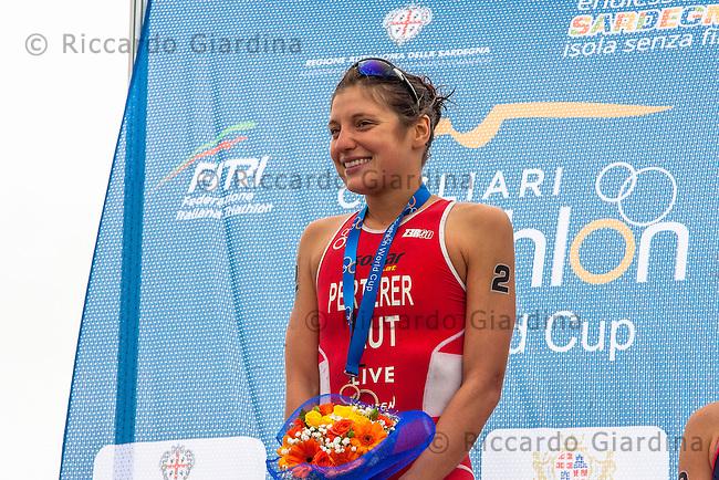 08/05/2016 - Elite race, 2016 Cagliari ITU Triathlon World Cup -