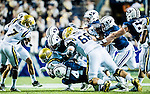16FTB vs UCLA 0213<br /> <br /> 16FTB vs UCLA<br /> <br /> BYU Football vs UCLA<br /> <br /> BYU-14<br /> UCLA-17<br /> <br /> September 17, 2016<br /> <br /> Photo by Jaren Wilkey/BYU<br /> <br /> &copy; BYU PHOTO 2016<br /> All Rights Reserved<br /> photo@byu.edu  (801)422-7322