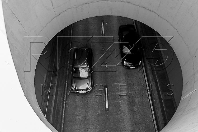 Túnel Ayrton Senna, São Paulo, São Paulo - SP, 06/2016.