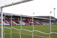 General view of the ground during Stevenage vs Crewe Alexandra, Sky Bet EFL League 2 Football at the Lamex Stadium on 10th March 2018
